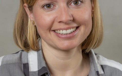 Sonja Rupp, 32, Teamleitung Digital Services.