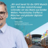 Exhibition Group Director Ispo Munich & OutDoor by Ispo Markus Hefter.