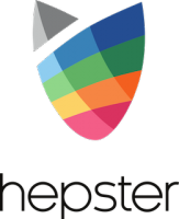 Hepster Logo.