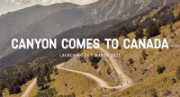 Canyon Bicycles goes Canada.