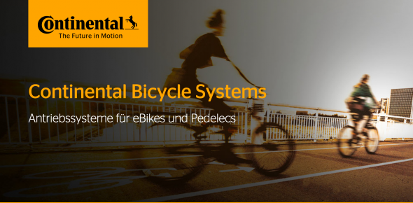 Continental Bicycle Systems.